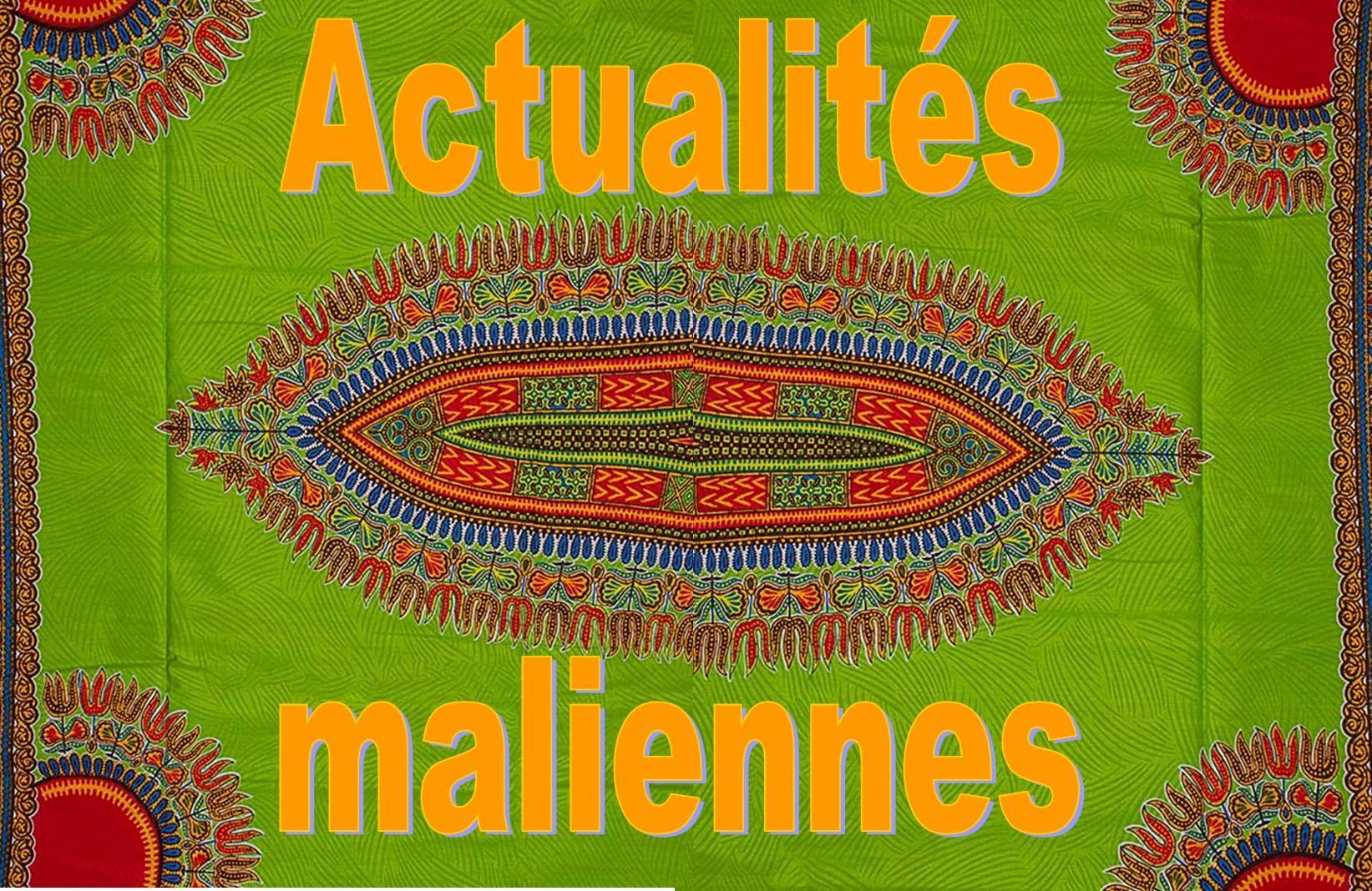 Actualités Maliennes