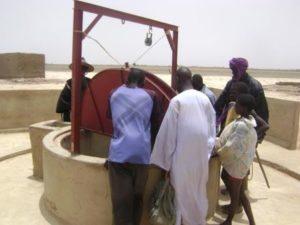 réception du puits - Sibossiéla