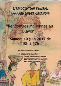 Affiche Fête Bédée Sampara