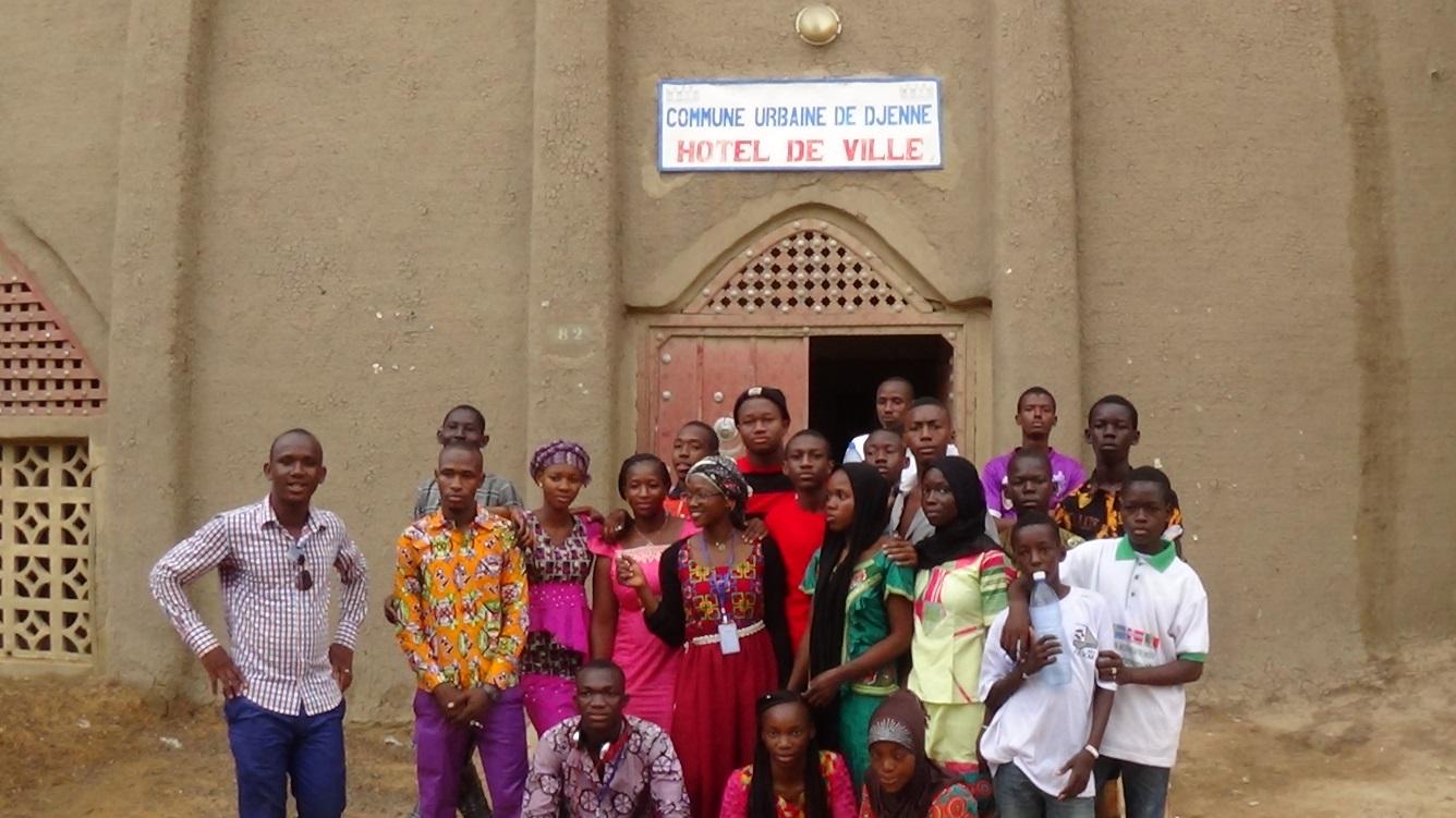 Voyage D'échanges Entre Les Associations De Jeunes De Djenné Et De Mopti