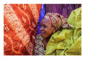 extrait de l'exposition Femmes en devenir au Mali